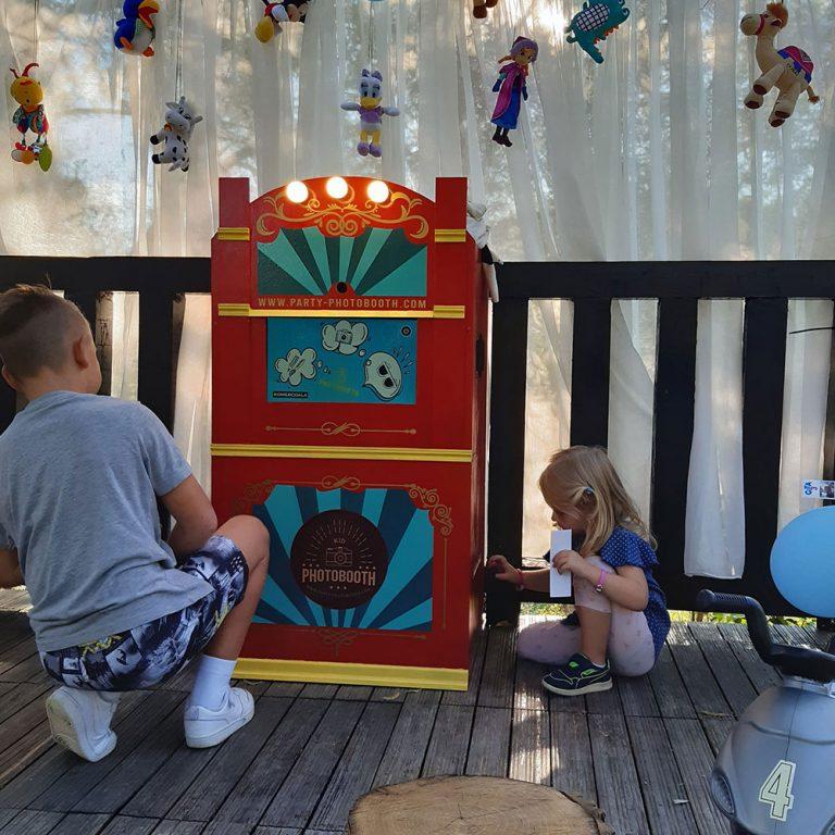 Photo booth Kid uređaj za evente